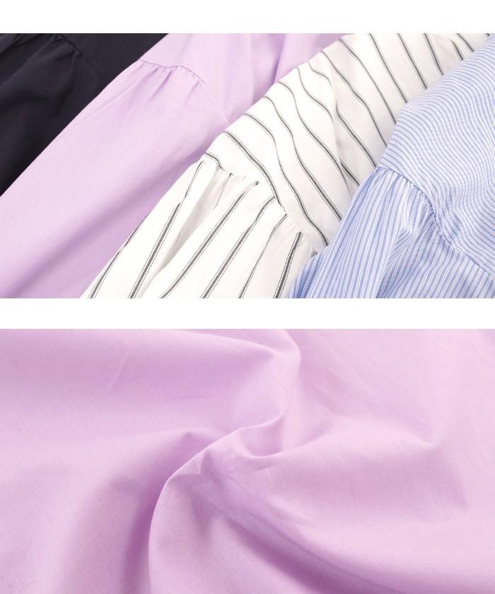 スキッパーシャーリングシャツ16