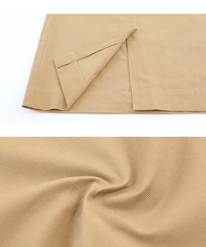 フロントスリットタイトスカート16