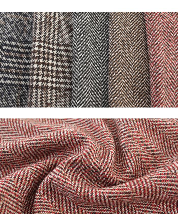 フロントスリットパターンタイトスカート16