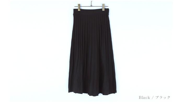 プリーツニットスカート13
