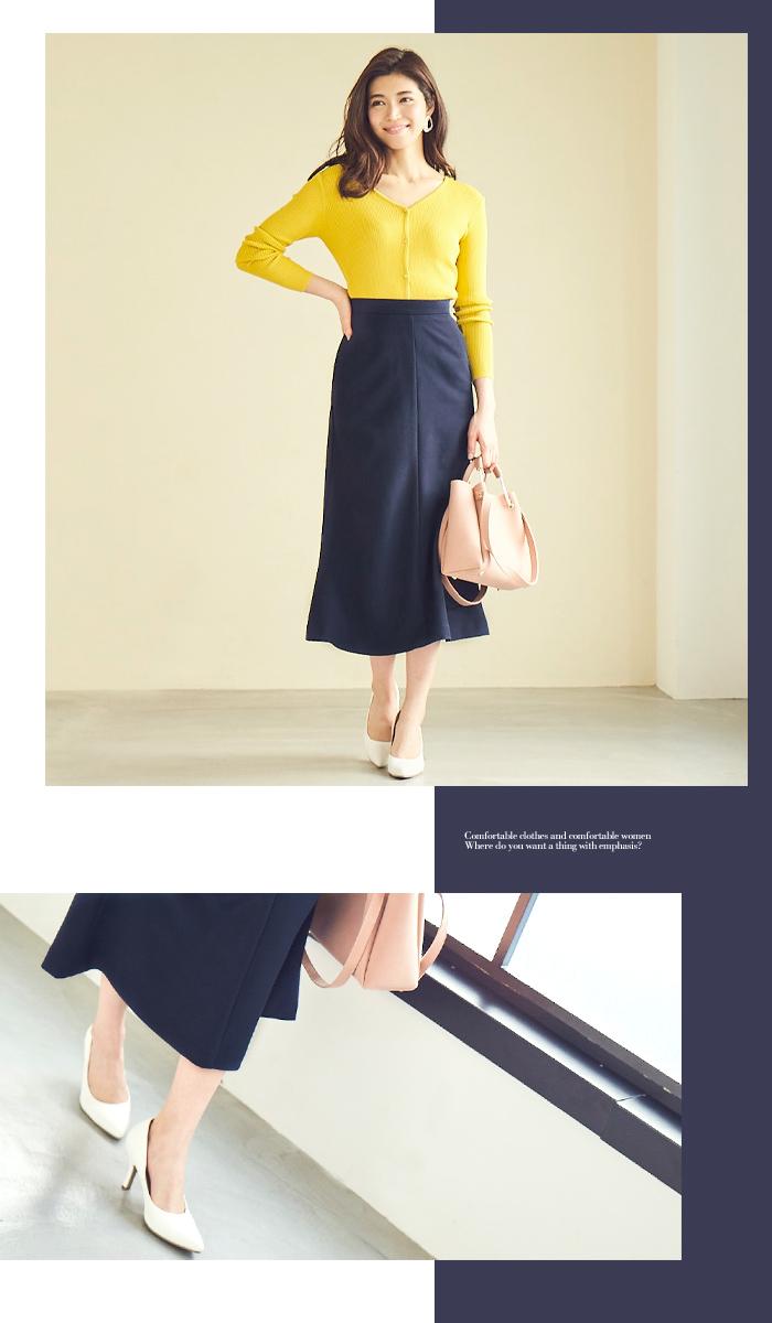 マーメイドマキシスカート3