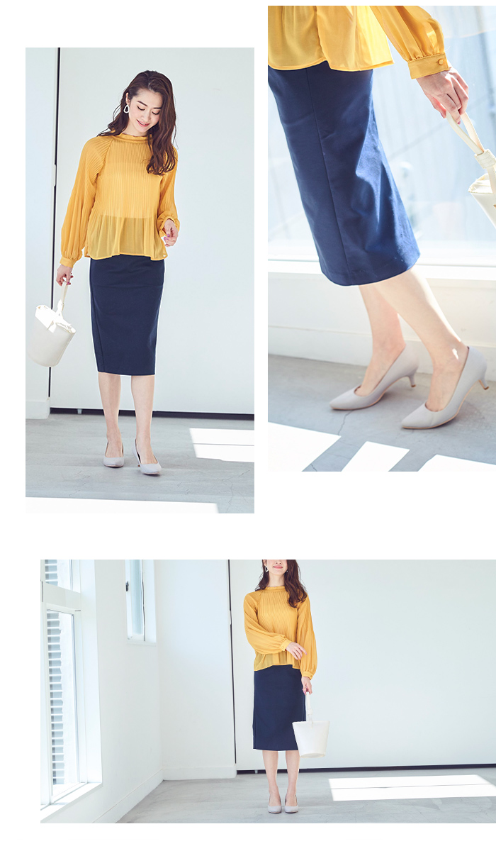 ストレッチタイトスカート5