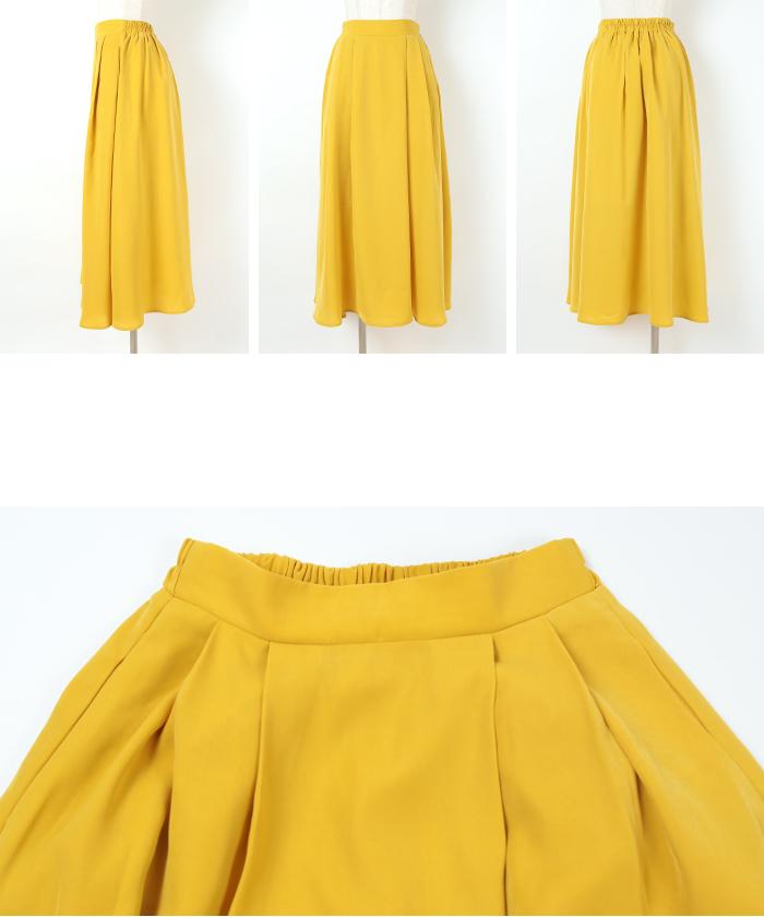 リラックスロングスカート14