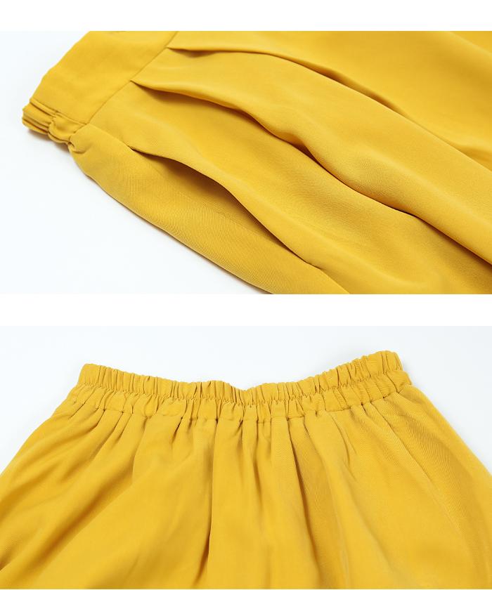 リラックスロングスカート15