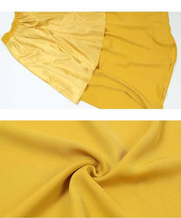 リラックスロングスカート16