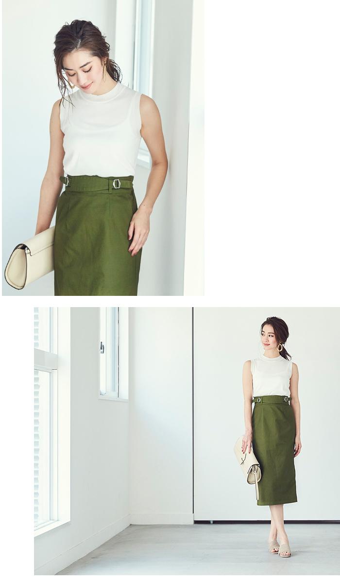 チノグルカタイトスカート5