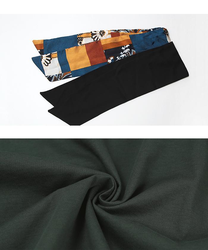 スカーフデザインプルオーバー16