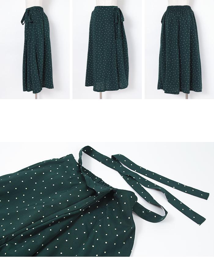 ドットタックフレアスカート14