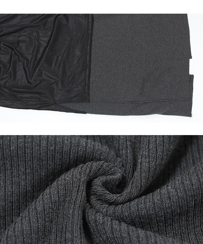 リブニットタイトスカート16