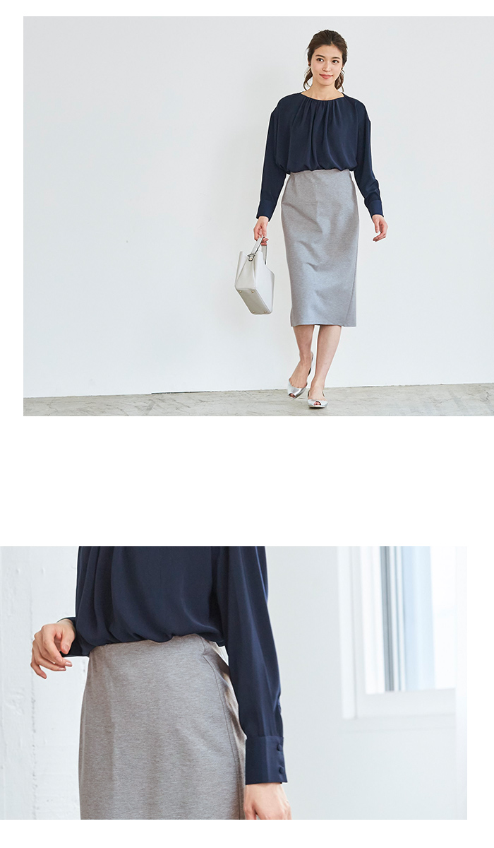 ストレッチタイトスカート6