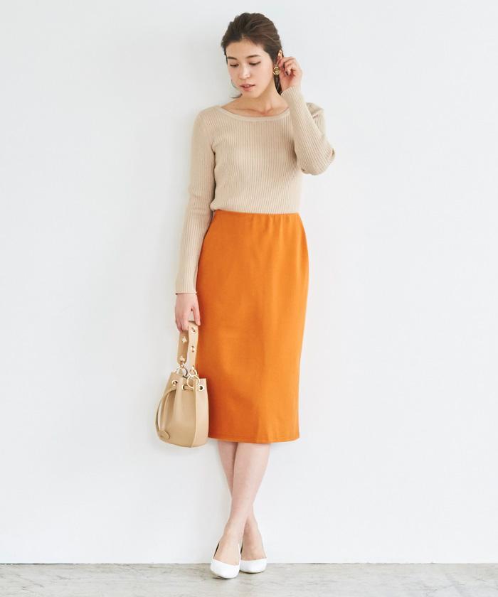 ストレッチタイトスカート1