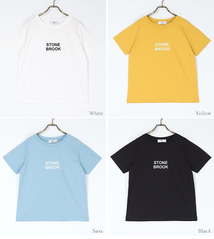 シンプルロゴTシャツ13