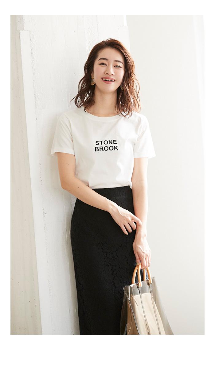 シンプルロゴTシャツ3
