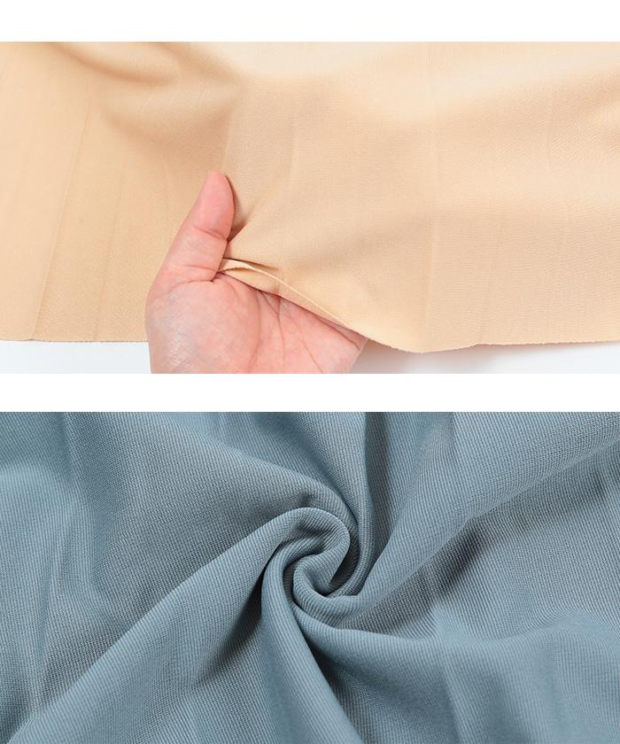 カラーブロックプリーツスカート16