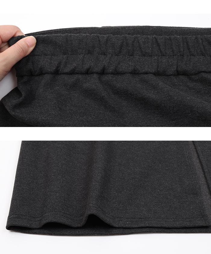 サイドボタンタイトスカート15