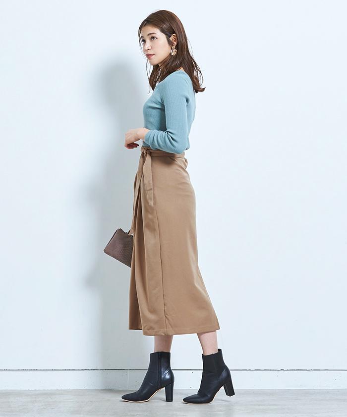 マルチウェイウエストリボンスカート2