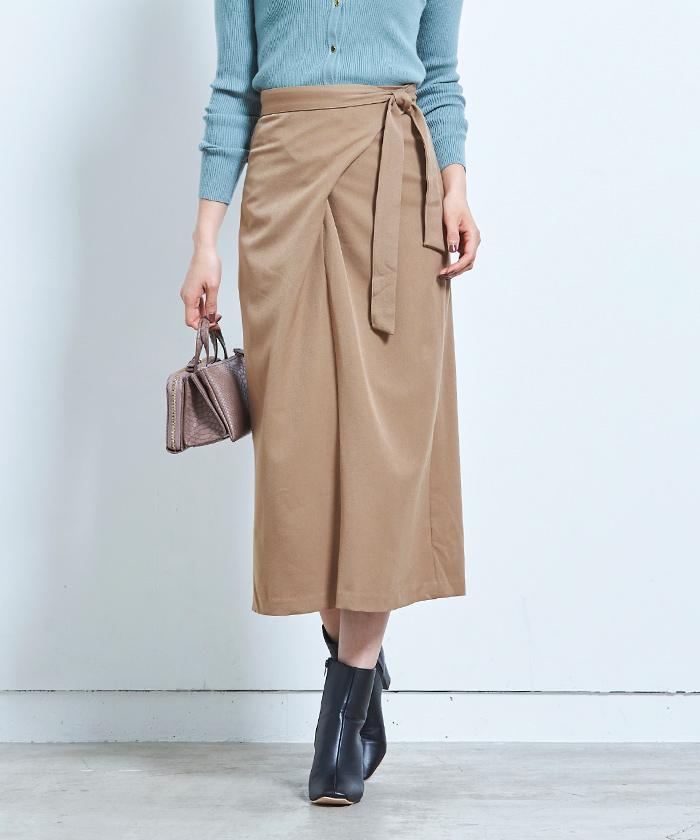 マルチウェイウエストリボンスカート4