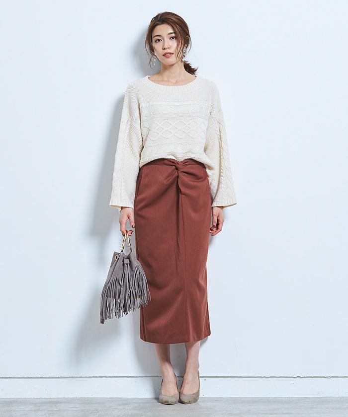 マルチウェイウエストリボンスカート5
