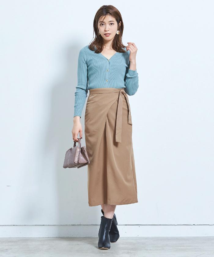 マルチウェイウエストリボンスカート1