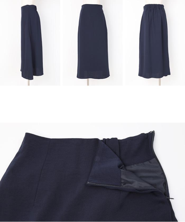 セミフレアスカート14