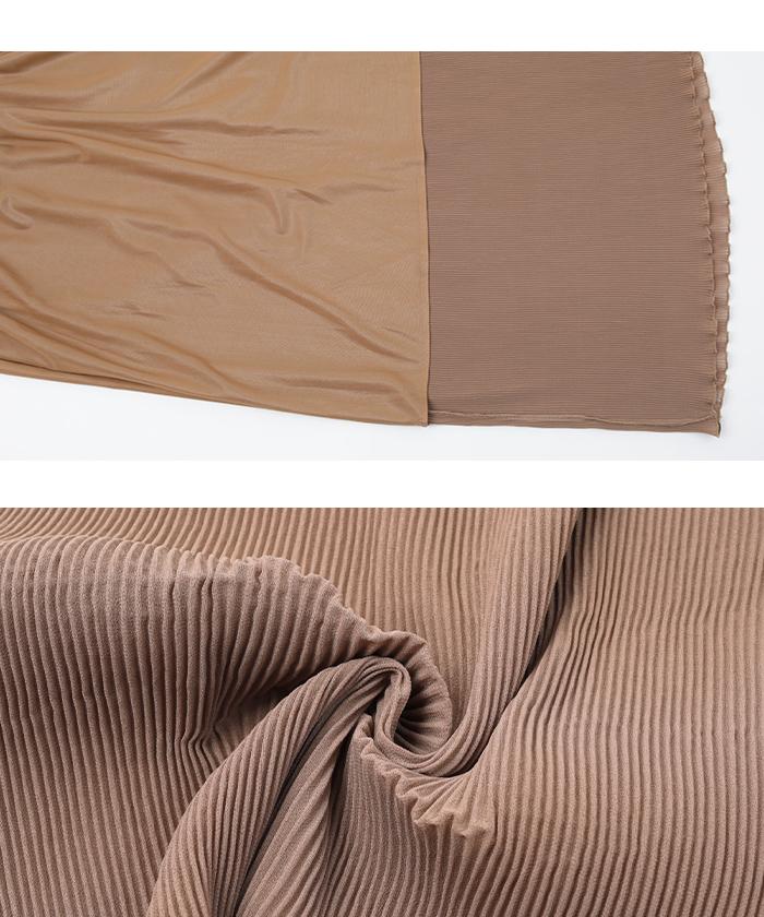 プリーツタイトスカート16