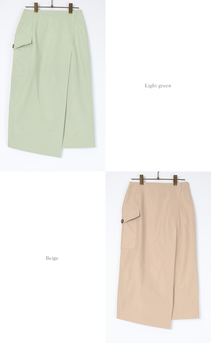 ポケットラップタイトスカート12