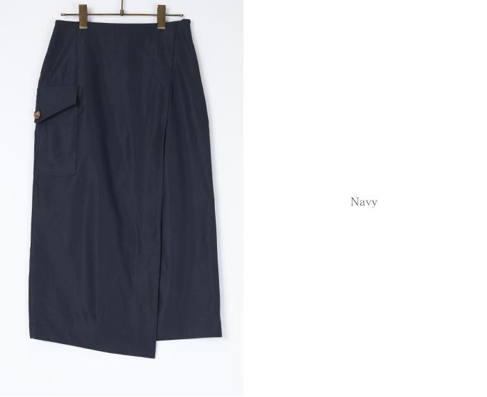 ポケットラップタイトスカート13