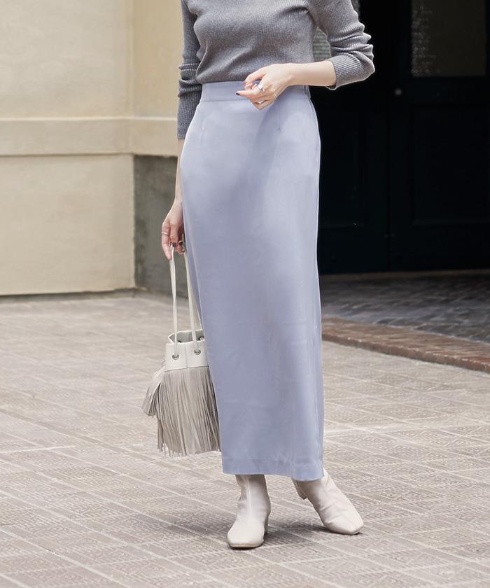 ロングタイトスカート2