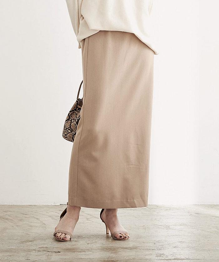 ロングタイトスカート5