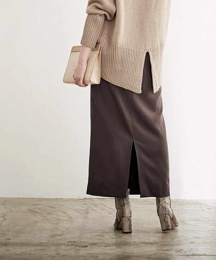 ロングタイトスカート12