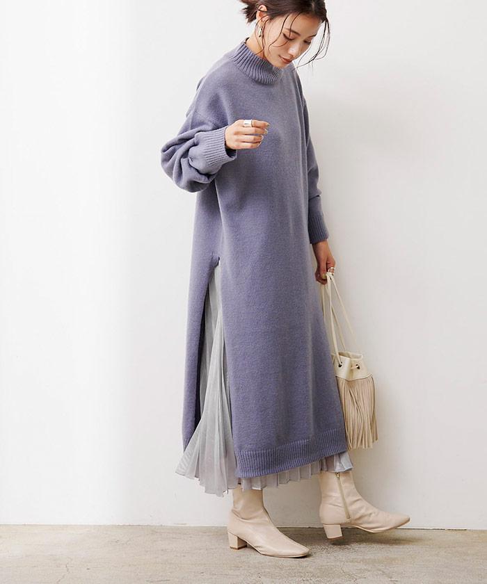 シャイニープリーツスカート11