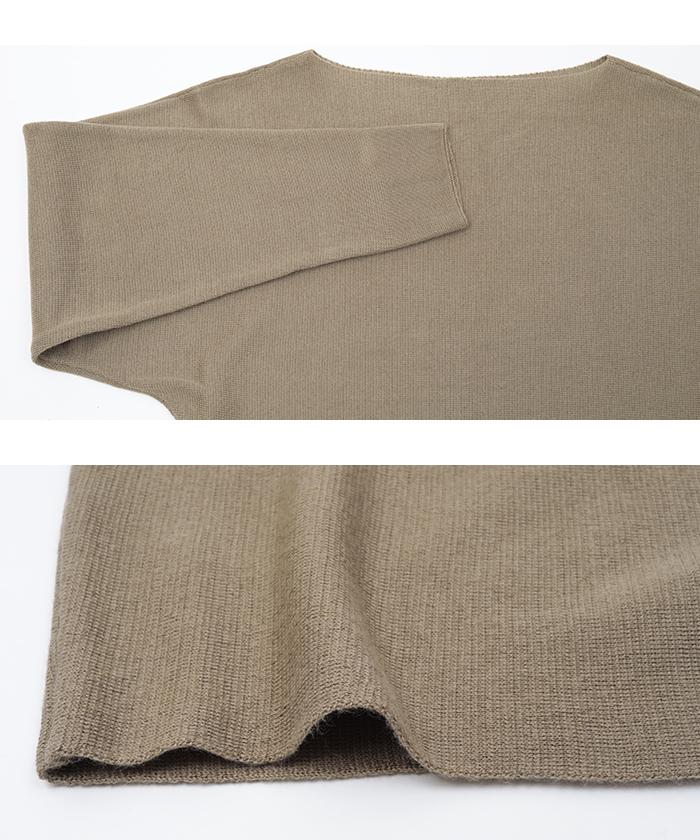 ドルマンニット×スカートセットアップ14
