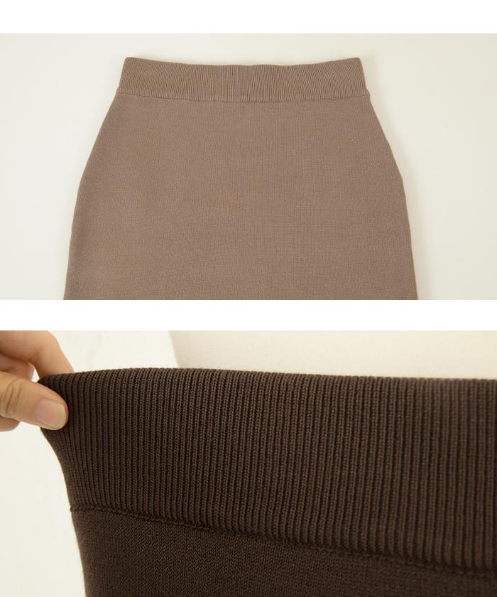 ドルマンニット×タイトスカートセットアップ15