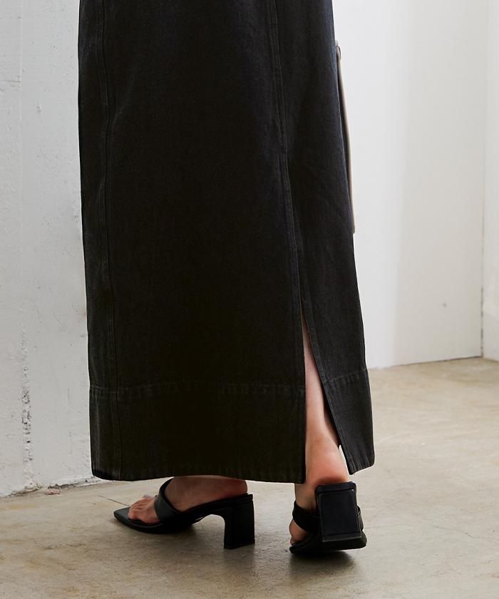 デニムタイトスカート7