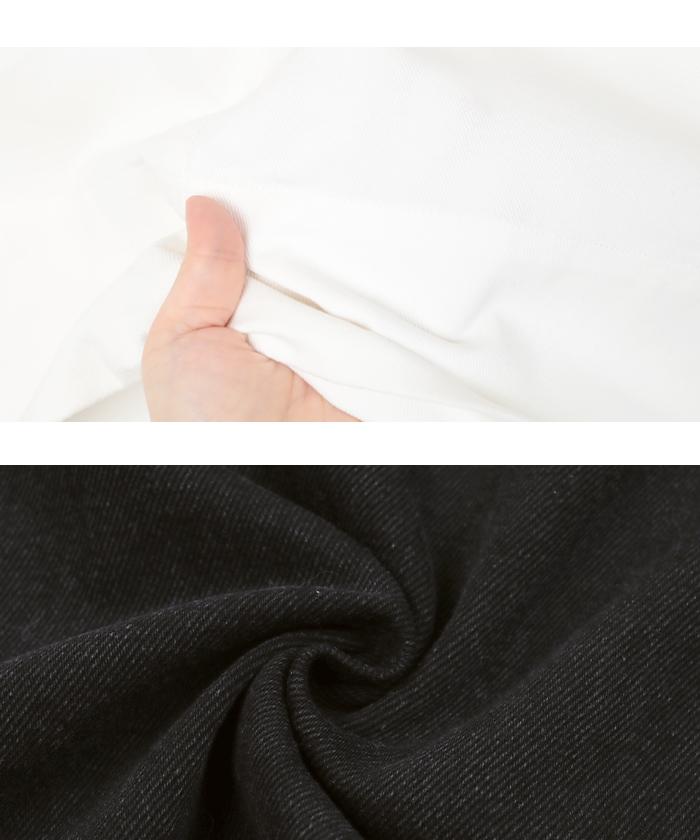 デニムタイトスカート16