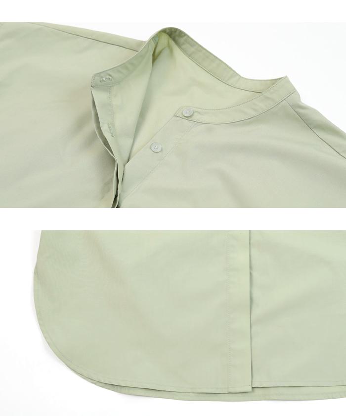 ボリューム袖ブラウス15