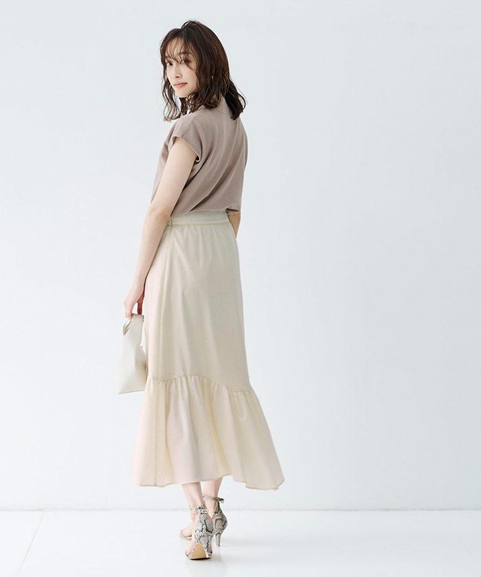 ティアードスカート11