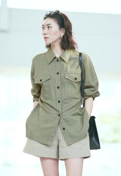 麻混CPOシャツジャケット【メール便可/95】
